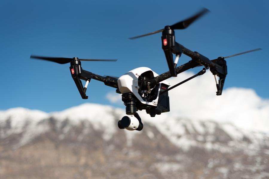 Drone Teknik Servis
